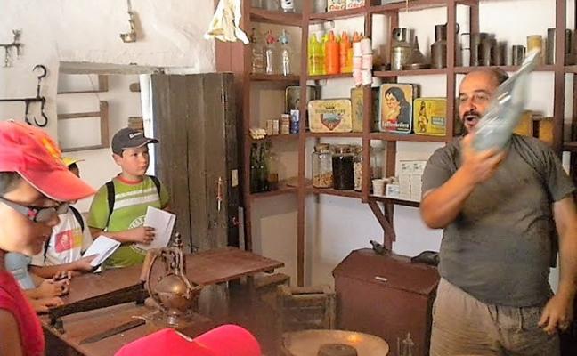 La casa museo de Benecid, un libro abierto de la Alpujarra del último siglo
