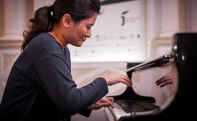 15 interpretes pasan el primer corte del Premio 'Jaén' de Piano