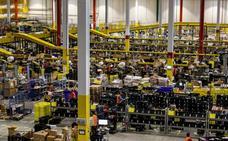 El entorno de Jaén capital, entre las ubicaciones que maneja Amazon para un gran almacén logístico