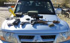 La Guardia Civil detecta siete delitos contra la flora y la fauna en la provincia de Jáen