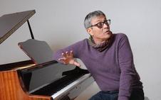 Chano Domínguez recibirá la medalla de Jazz en la Costa