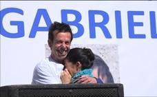 «Gabriel tiene que estar muy orgulloso de sus padres. Es un honor lo que han hecho...»