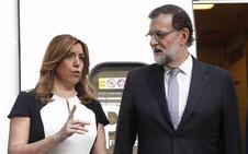 Rajoy recibirá a Susana Díaz para abordar la financiación autonómica