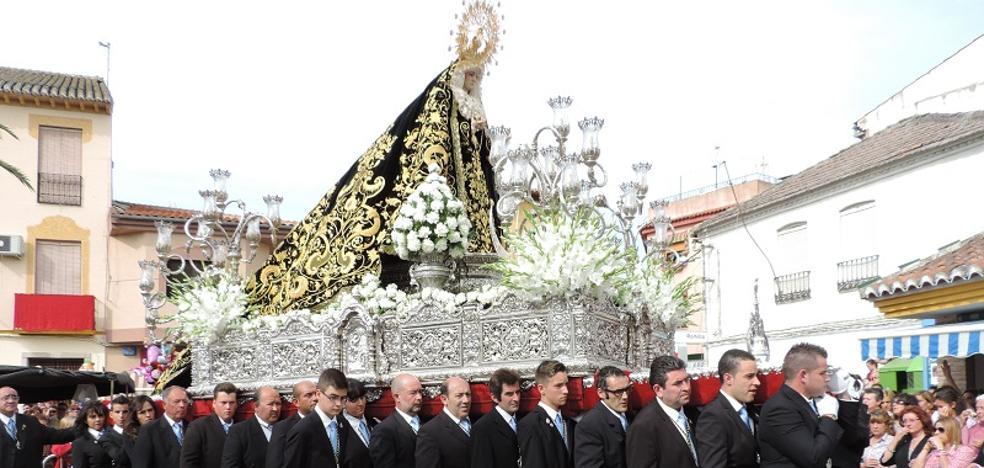 Chauchina se llena hoy de devotos por la Virgen del Pincho