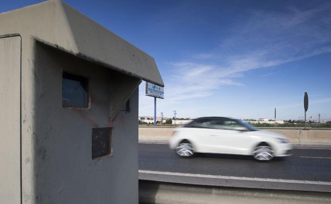 Los nuevos radares ya multan en Jaén