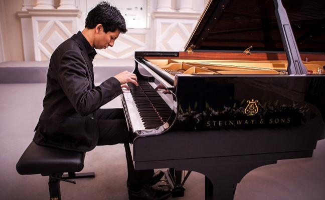 Seis pianistas pasan a la semifinal del Premio 'Jaén' que se celebrará mañana
