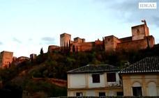 El vídeo 'time-lapse' de la Alhambra que muestra la belleza de Granada en primavera