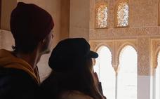 Jorge de MasterChef presume de Granada en unas imágenes inéditas