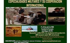 La UGR oferta el curso 'Especialidades Militares y su Cooperación Internacional'
