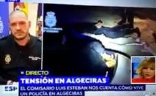 Luis, el policía de 'Pasapalabra', confiesa en 'Espejo Público' la difícil situación que vive: «Es un problema...»