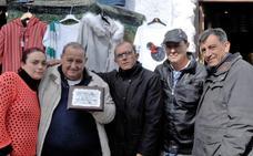 'Juanico Regan' es homenajeado por sus amigos de dentro y fuera de la Alpujarra en Capileira