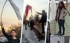 Rebelión feminista contra el velo islámico en Irán