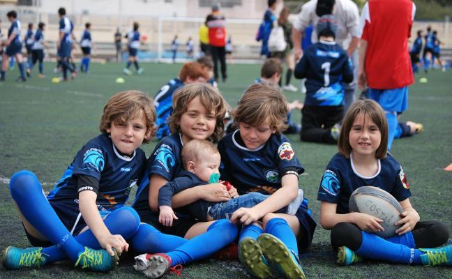 Rugby a la quinta potencia