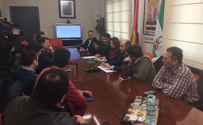 27 enclaves en Jaén en un mapa interactivo de fosas comunes