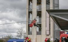 Los Bomberos de Granada aprenden las mejores técnicas para actuar ante terremotos