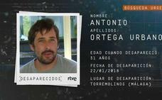 'Desaparecidos' de TVE busca a este joven malagueño