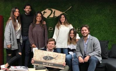 La startup granadina 'C21BeBrave' da las claves de su éxito en Alhambra Venture 2018