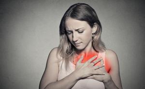 El preocupante dato sobre los infartos en mujeres
