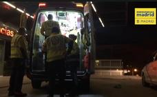 Muere un hombre en Madrid por heridas de arma blanca