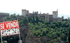 En Granada se vende una vivienda cada 45 minutos