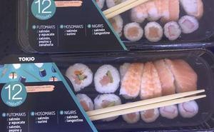 El sushi más sano y barato de Lidl enamora a los clientes