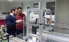 La UJA diseña un dispositivo que mejora la aerodinámica de los vehículos terrestres de mercancías
