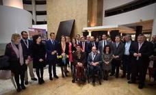 El presidente de Diputación inaugura el I Congreso Nacional de Superación y Motivación
