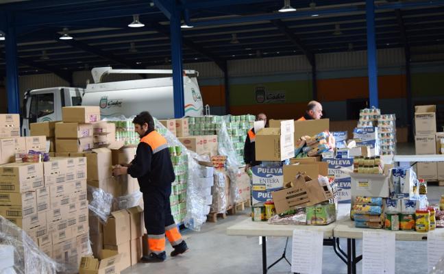 Cruz Roja y Alcampo ponen en marcha 'Desayunos y meriendas con corazón'