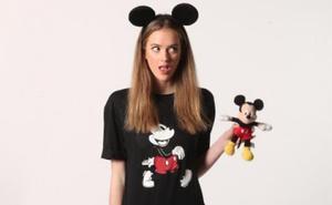 Las geniales prendas de Disney que ya lucen los famosos e 'influencers'