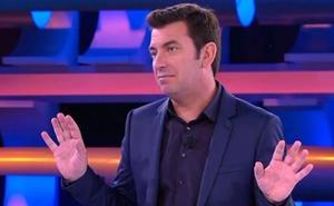 «Harta, está fuera de lugar»: la broma de Arturo Valls en ¡Ahora Caigo' que indigna a la Red