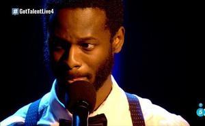 «Qué 'panzá' de llorar»: lágrimas en el plató y la audiencia de 'Sálvame' con el ganador de 'Got Talent'