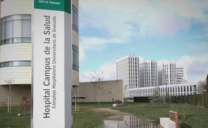 Responsables de la Universidad de Brown (EEUU), en el Hospital del PTS por sus instalaciones «punteras»