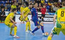 Jaén Paraíso Interior y Barcelona disputarán la final de la Copa del Rey en Cáceres el 5 de mayo