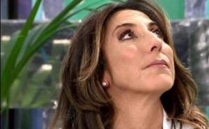 «Madre mía, es un cuadro»: estupor por el vestido de Paz Padilla en 'Sálvame'