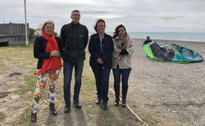 El PP pide canales de nado para la playa de Motril