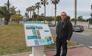 Salobreña renovará por completo su señalización turística