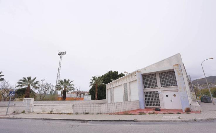 El edificio abandonado de Motril que costó 1,4 millones de fondos europeos