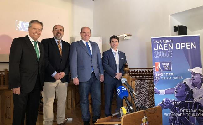 Jaén, capital mundial del pádel
