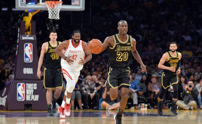 El desconocido que se ha 'colado' a jugar dos partidos en la NBA: una estrella inesperada