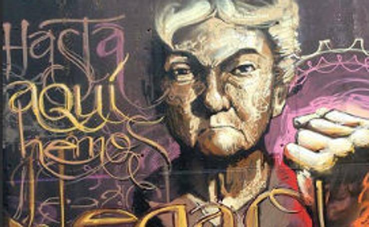 Los mejores grafitis de El Niño de las Pinturas en 2018