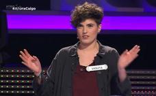 La genial chica granadina que ha conquistado a Arturo Valls y el público de 'Ahora Caigo' con su humor