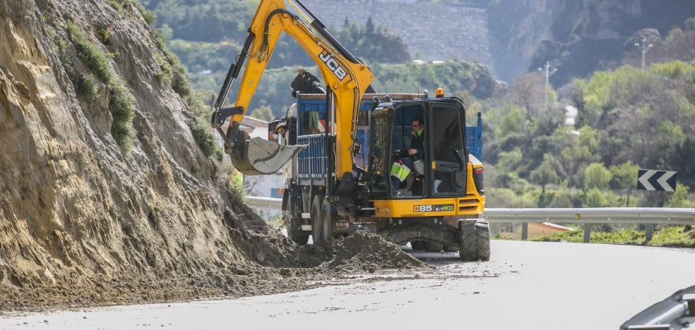 Pinos Genil solicita ser declarada zona catastrófica por los efectos de la lluvia