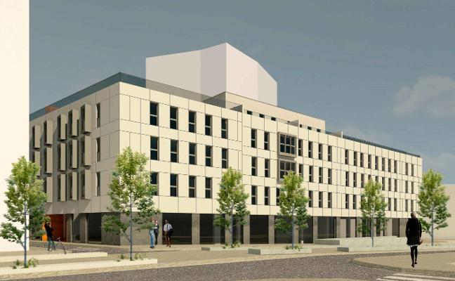 Las obras de dos nuevas promociones de VPO con 50 viviendas empiezan en mayo