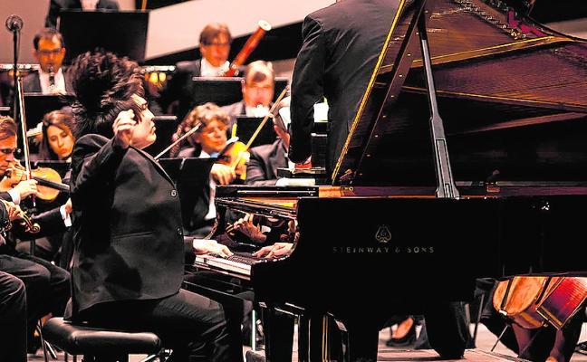 Honggi Kim graba su nombre en todo lo alto de la 60ª edición del 'Jaén' de Piano