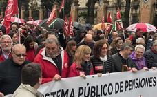 Los pensionistas adelantan en Sevilla una nueva oleada de protestas