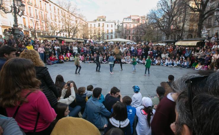 Sábado blanco en Granada