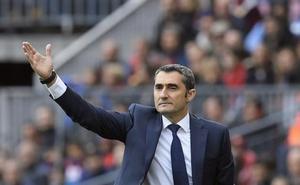 Valverde: «Tras una derrota dolorosa hay que juntarse todavía más»