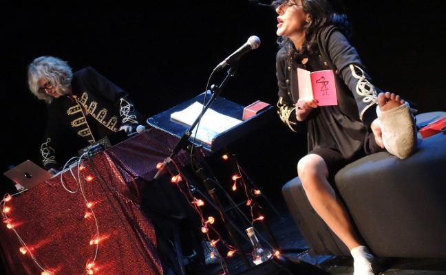 Farrés & Ajo: no solo pop en Granada Experience