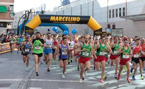 Pablo Sánchez y Lourdes González ganan en la carrera del Padre Marcelino