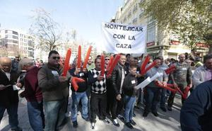 Los cazadores de Granada piden «exigir respeto» ante el «acoso» animalista